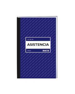 Libro de Asistencia  100 HJS