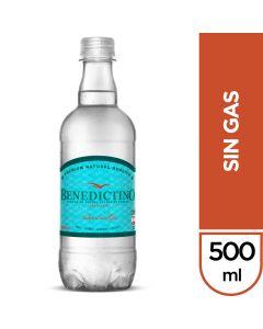 Agua Mineral sin Gas 500 ML