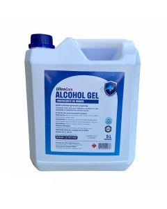 Alcohol Gel Antibacterial Difem Care 5 LT