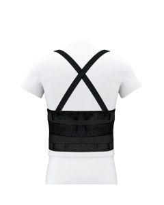 Faja Lumbar Elasticada color Negro Talla XL