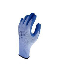 Guante Multiflex Gris palma Azul