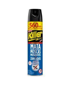 Insecticida - Moscas y Zancudos 560 ML