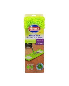 Mopa Multiuso Microfibra Chenille Verde 45 CM